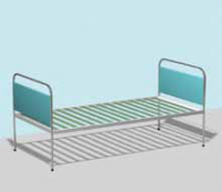 Кровать общебольничная АТ-К4.3