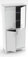 Шкаф лабораторный ЭПМ Ш-4-0.8