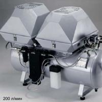 Компактные компрессоры медицинского сжатого воздуха