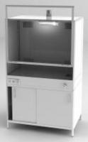 Шкаф вытяжной с раковиной ЭПМ ШВ-2