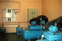 Центральная станция медицинского сжатого воздуха