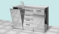 Комплект мебели ARTINOX-1