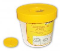 Емкость для сбора использованных колюще-режущих отходов класса «Б»-0,75л