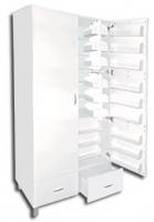 Шкаф ШМФ-01, мод. 2 двухдверный для фармпрепаратов