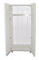 Шкаф медицинский для спецодежды ШМСО-01 «ЕЛАТ», мод. 2